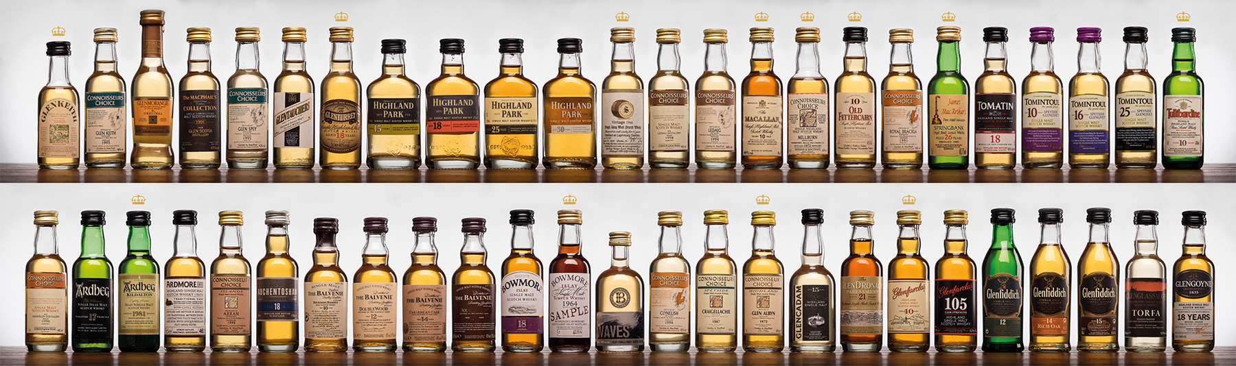 The Whisky Parade